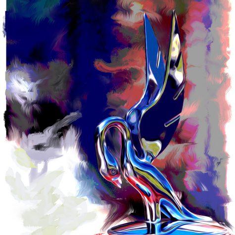 Bird in Liquid Mercury